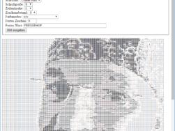 screenshot ASCII image generator 2008