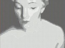Ballerina porcelain Rosenthal ASCII image