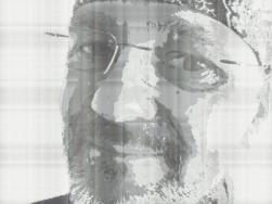 Matthias M. Meringer als ASCII-Bild