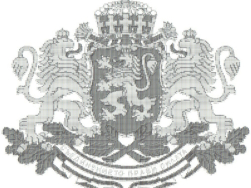 Wappen Bulgarien als ASCII-Bild